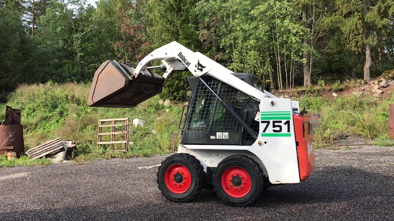Bobcat földmunkagép bérlés